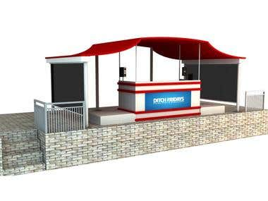 Booth & Stage Designing