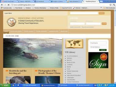 www.wanderingeducators.com