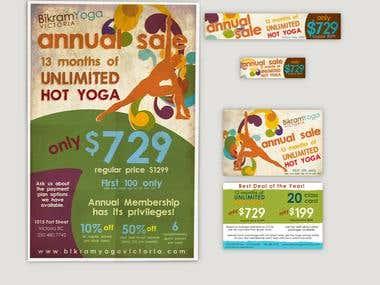 Bikram Yoga Victoria