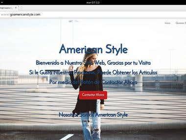 Go American Style