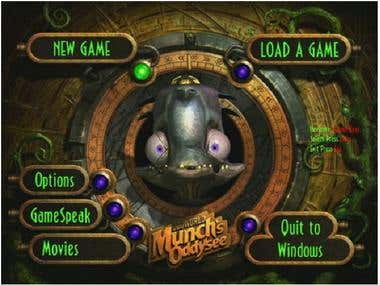 Munch's Oddysee porting to PC