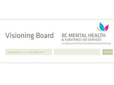 Visioning Board
