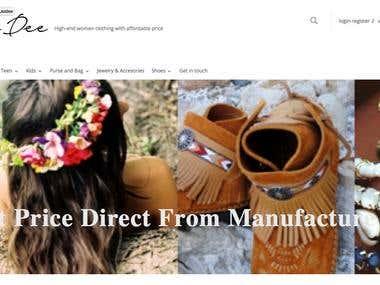Susi Dee website
