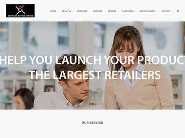 American buying services Website