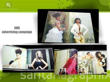 Various Design Work
