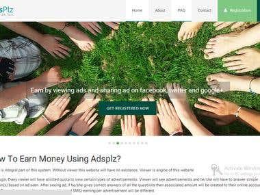 Adsplz - Meteor website