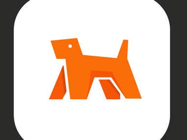 Logo Design For an iOS App.