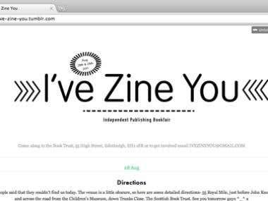 I've Zine You