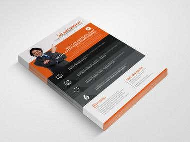 Professional Flyer Designs