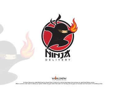 "Wokchow ""Ninja Delivery"""