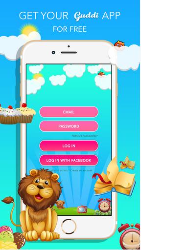 Guddi Kids App