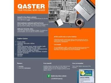 Qaster