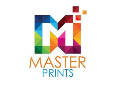 Master Prints - Logo