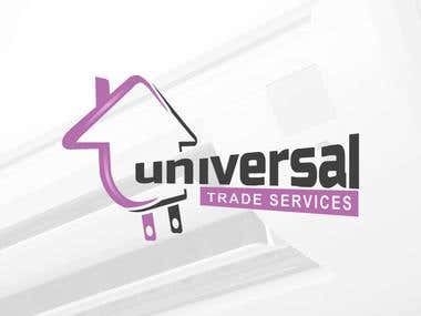 Universal Trade Services Logo