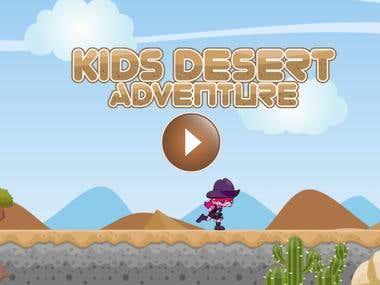 Kids Desert Adventure