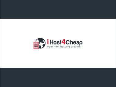 I Host4Cheap Logo