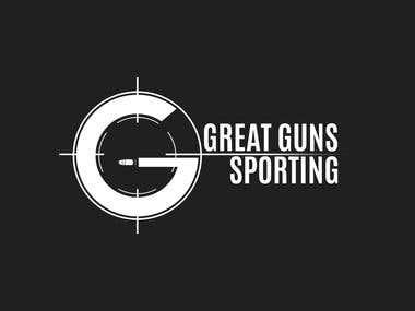 Great Guns Sporting Logo