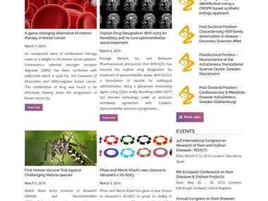 Medgenera - A Biopreneurs News Network