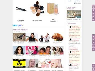 Woman to Woman Website - Fashion and Beauty Tip website
