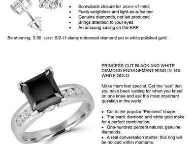 Product Description: Jewelry