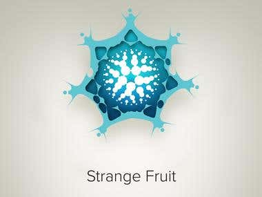 Strange Fruit logo