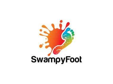 Logo Design for SwampyFoot