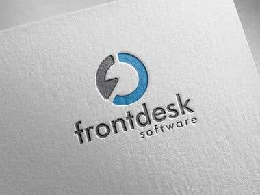 Logo Design for FrontDesk