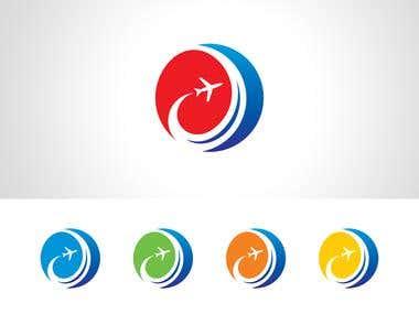 Logo Design for Global travel passport