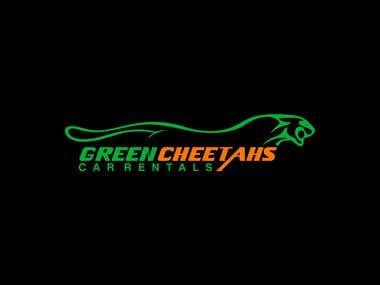 Logo Design for GREEN CHEETAHS
