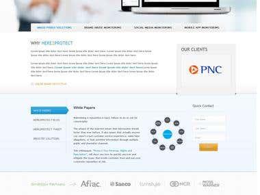 WordPress Theme integration (PSD to Wordpress)
