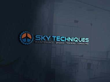 Logo for SKY TECHNIQUES