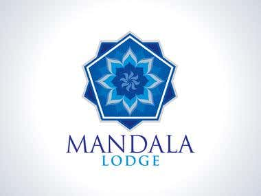 Logo for Mandala Lodge