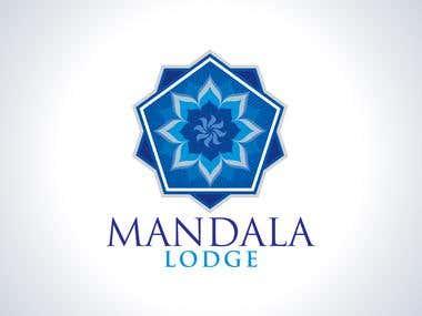 Logo for Mandala Lodge