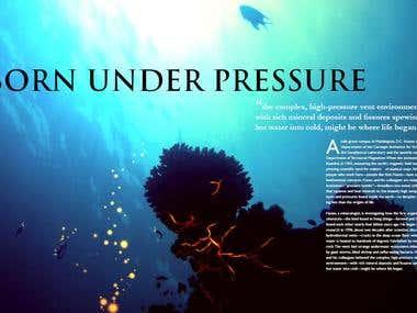 Born Under Pressure