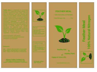 logo and packet design