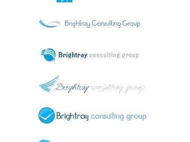 Bright Rays Consulting Logo