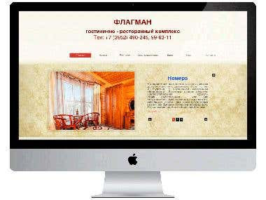 Hotels website
