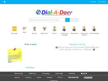 Dial-A-Doer