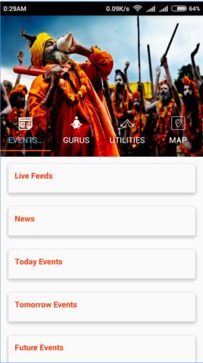 Simhasth Dashik App