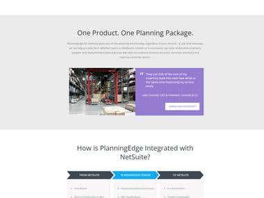 Planning Edge (Netsuite)