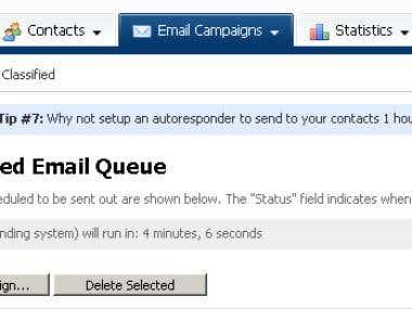 Email Marketing , Bulk Emailing