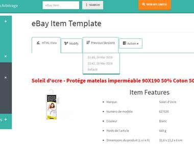eBay Arbitrage software