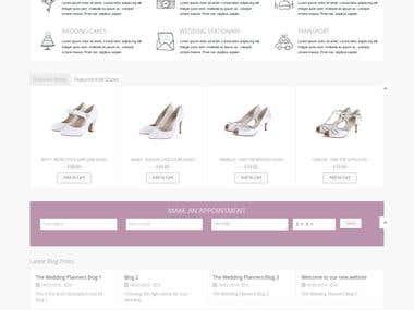Attractive Online store