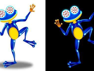 Character (Mascot) designs