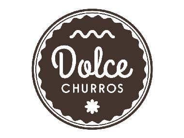 Dolce Churros Logo