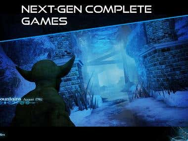 Next-Gen Complete Games