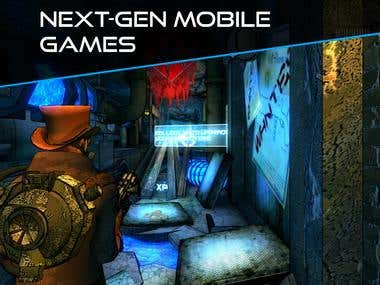 Next-Gen Mobile Games