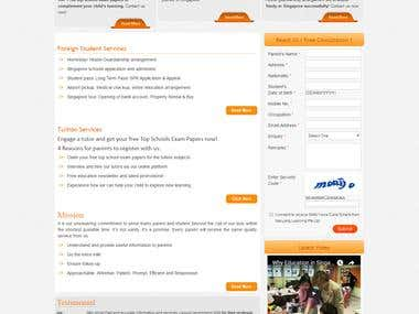 Nanyang Learning (Online Learning)