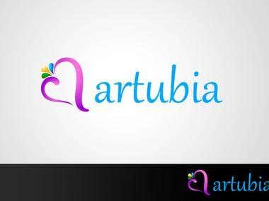 logo design contest for artubia