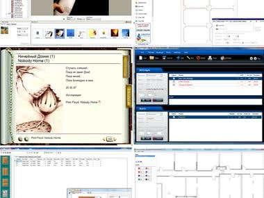 Delphi apps. screenshots